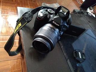 Camara Profesional Nikon D5100