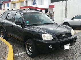 Vendo Hyundai Santa Fe 2.4l 4x2 Año 2004 Full Con Extras
