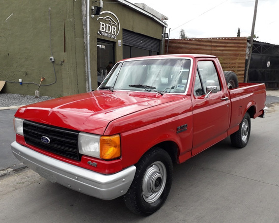 Impecable Ford F100 Año 1988 Con 108000km Y Gnc !