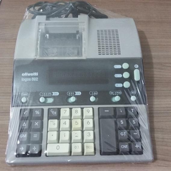 Calculadora Olivetti Logos 692 - Semi Nova - Revisada