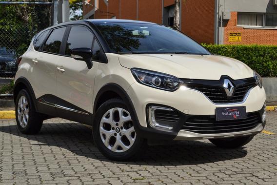 Renault Captur 1.6 Zen X-tronic - Único Dono - 2018
