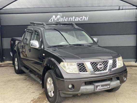 Frontier 2.5 Le 4x4 Cd Turbo Eletronic Diesel 4p Manual