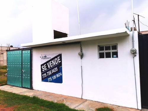 Imagen 1 de 14 de Casa En Venta En Sahagún Hidalgo,  Col. 21 De Julio 1 Etapa.