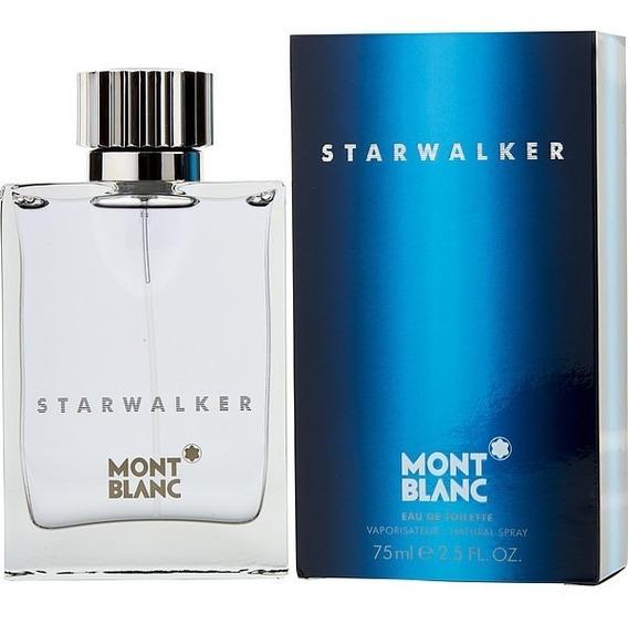 Perfume Mont Blanc Starwalker 75ml Masculino Original