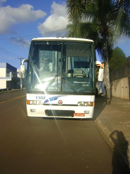 Ônibus Paradiso Hd, 2000, Completo! Aceitamos Troca!