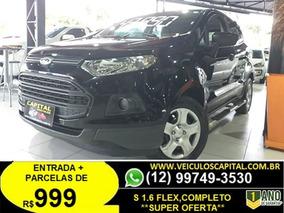 Ford Ecosport Se 1.6 16v Flex 2013