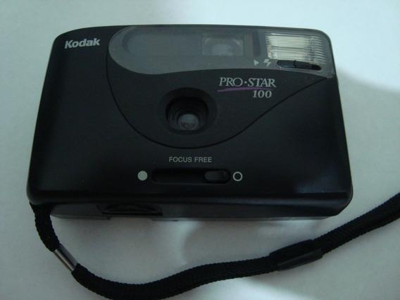 Maquina Fotográfica Kodak Pro-star 100 Semi-nova.