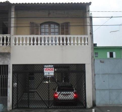 Sobrado Com 3 Dormitórios À Venda, 120 M² Por R$ 360.000,00 - São Mateus - São Paulo/sp - So1552