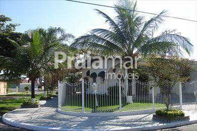 Casa Alto Padrão 4 Dorms I 5 Vagas I 415m² I Flórida I Praia Grande  - 999