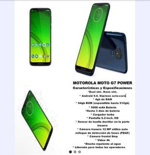 Motorola G 7