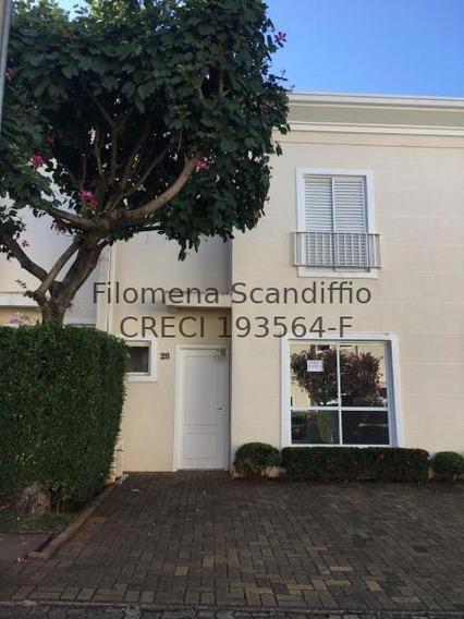 Casa Com 3 Dorms Em Campinas - Mansões Santo Antonio Por 68 - 49