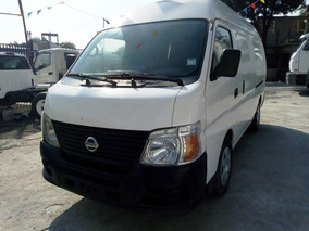 Nissan Urvan, Mod. 2009 Diesel, A/a, Tm5, Panel Remato
