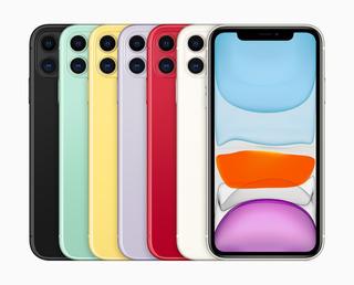 Apple iPhone 11 / 64 Gb / Color Rojo / Envío Gratis
