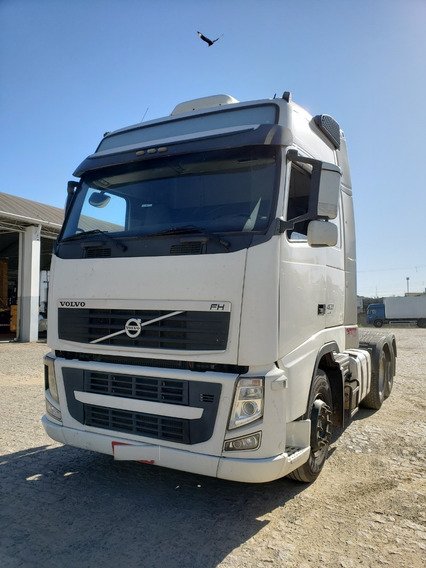 Volvo Fh12 420 6x2 I-shift Globetotter 2012 / Financiamos