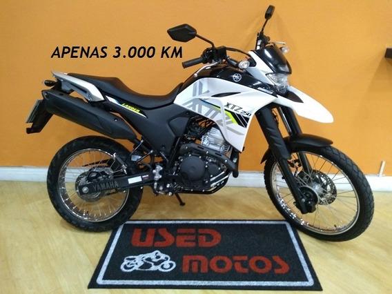 Yamaha Lander 250 Abs 2020 Branca