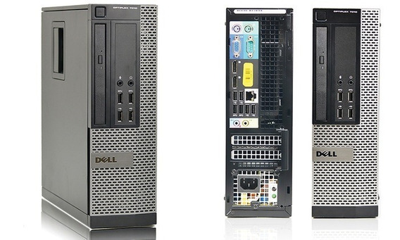 Cpu Dell Optiplex 7010 Core I5 3470 3.2ghz,hd 500gb,8gb
