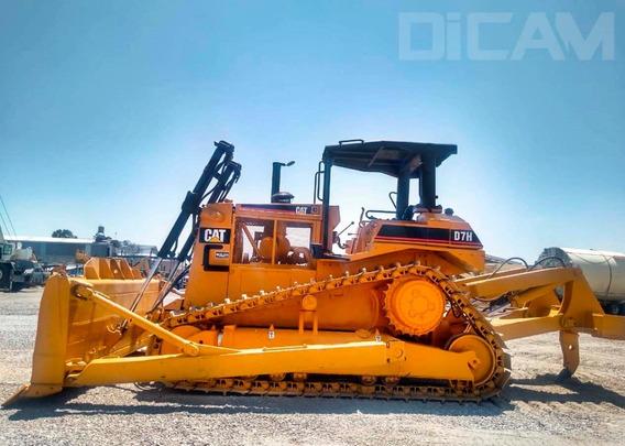 Tractor Bulldozer Caterpillar D7h