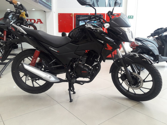 Honda Cb125f Nueva Modelo 2021 Inicial Desde $100000