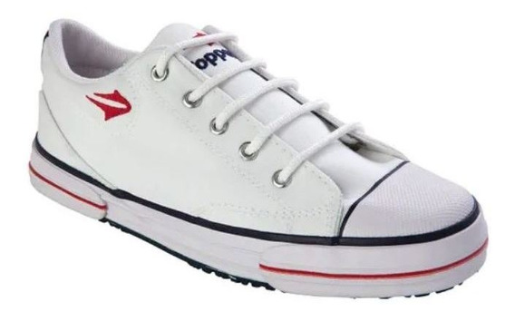 Zapatillas Topper Nova Low Adulto Blanco - 083300