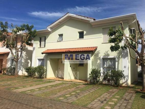 Casa Com 3 Dormitórios À Venda, 110 M² Por R$ 620.000 - Parque Prado - Campinas/sp - Ca1487