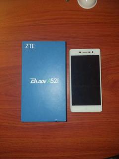 Zte A521 Usado Con Caja Y Factura (60 Ver)