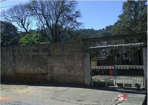 Imagem 1 de 4 de Terreno Vila Rosa - Horto Florestal -  1.385m²  - St10040