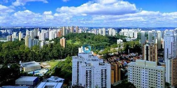 Apartamento Com 2 Dormitórios À Venda, 70 M² Por R$ 450.000,00 - Vila Andrade - São Paulo/sp - Ap6124