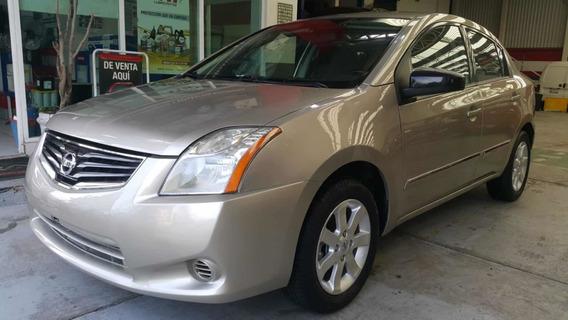 Nissan Sentra 2.0 Custom Cvt 2012