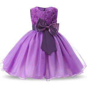 Vestido Infantil Lady Party
