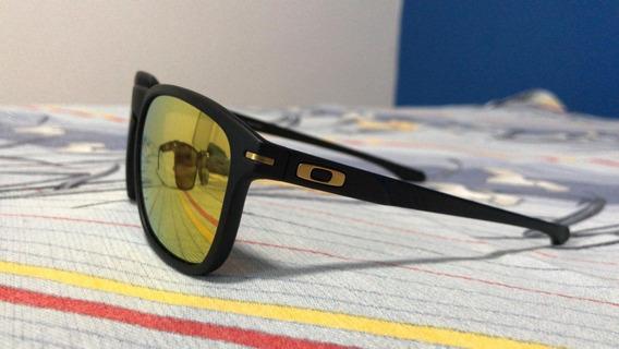 Óculos De Sol Oakley Enduro Special Edition Preto/dourado