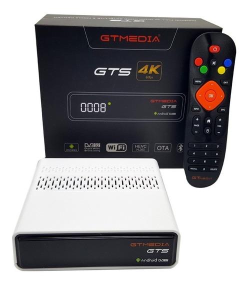Gt Media Gts Android 6.0 Tv Box 8gb/2gb & Dvb-s2