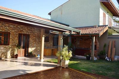 Casa Residencial À Venda, Bosque De Barão Geraldo, Campinas - Ca0114. - Ca0114