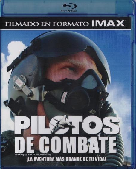 Pilotos De Combate Operation Red Flag Documental Blu-ray