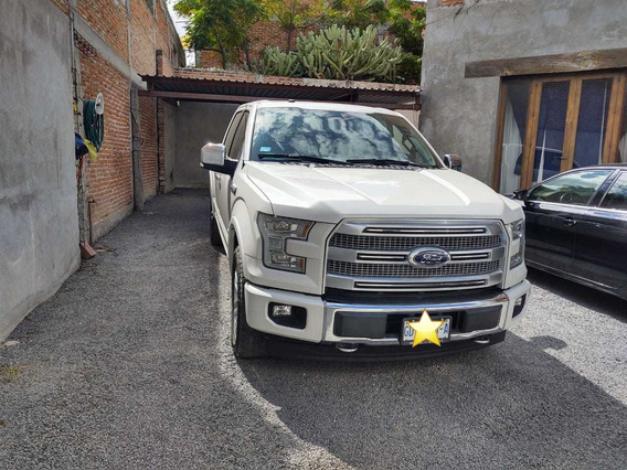 Ford Lobo Platinium