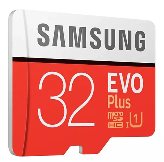 Cartão De Memória Micro Sd 32gb Evo 95mb/s