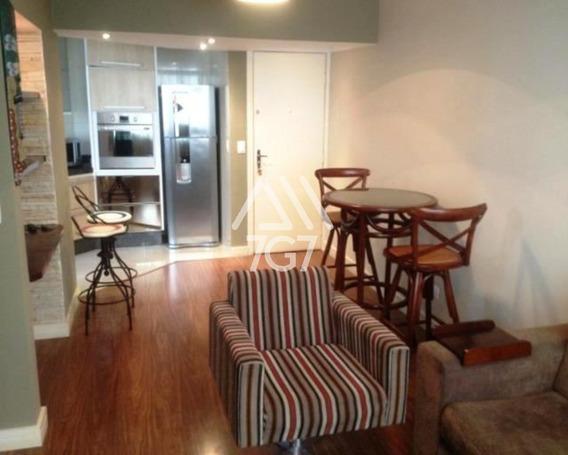Apartamento À Venda No Campo Belo - Ap11772 - 68016276