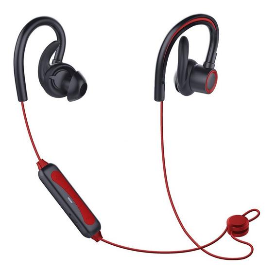 Fone De Ouvido Bluetooth Sem Fio Esportivo Sumexr (academia)