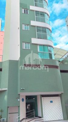 03 Dormitórios,mobiliado, 02 Vagas, 300m Do Mar - Mc3-1270