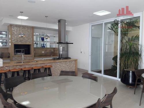 Casa Com 4 Dormitórios À Venda, 360 M² - Parque Residencial Nardini - Americana/sp - Ca1595