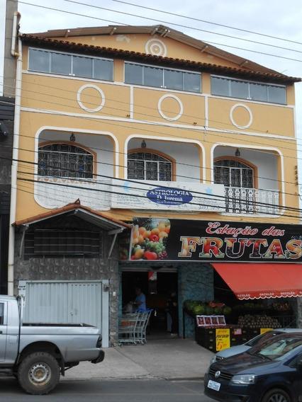 Casa Comercial A Venda No B.novo Riacho - Bhc1400