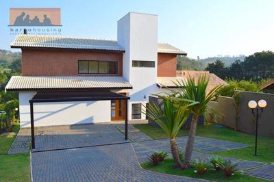 Casa Residencial Para Venda E Locação, Condomínio Quinta Dos Jatobás, Sousas, Campinas. - Ca1039