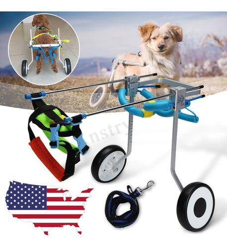 Ajustable Para Sillas De Ruedas Para Mascotas Discapacitadas