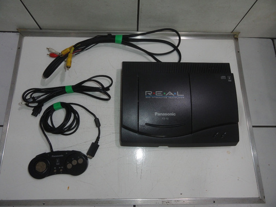 3do Fz10 Panasonic Console Conservado Só Ligar E Jogar C02