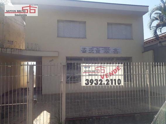 Sobrado Com 5 Dormitórios À Venda Por R$ 735.000,00 - Vila Albertina - São Paulo/sp - So0855