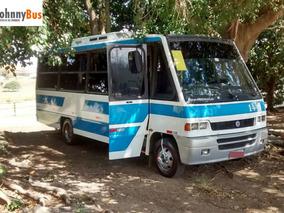 Micro Ônibus Rodoviário Marcopolo Senior Ano 1997 Johnnybus