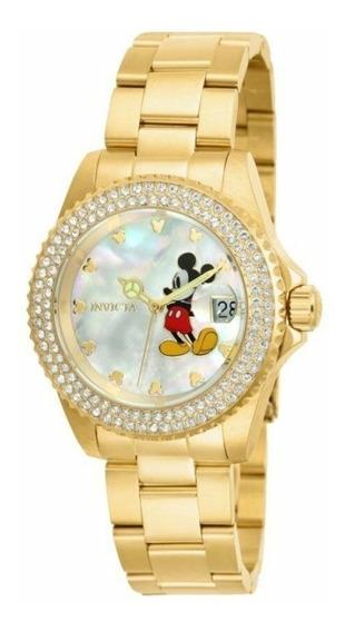 Relógio Invicta Disney Modelo 26239 Edição Limitada Original