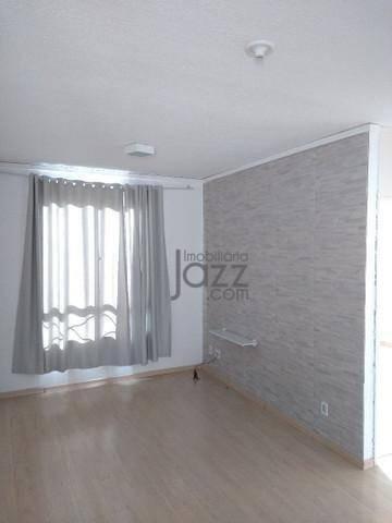 Apartamento Com 2 Dormitórios À Venda, 43 M² Por R$ 182.000,00 - Matão - Sumaré/sp - Ap4949