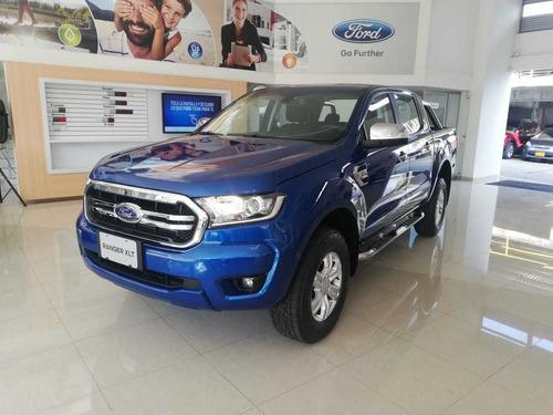 Imagen 1 de 7 de Ford Ranger Xlt 4x4 2021 Azul