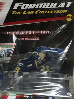 Auto F1 Tyrrell P34 Jody Scheckter (1976) Salvat