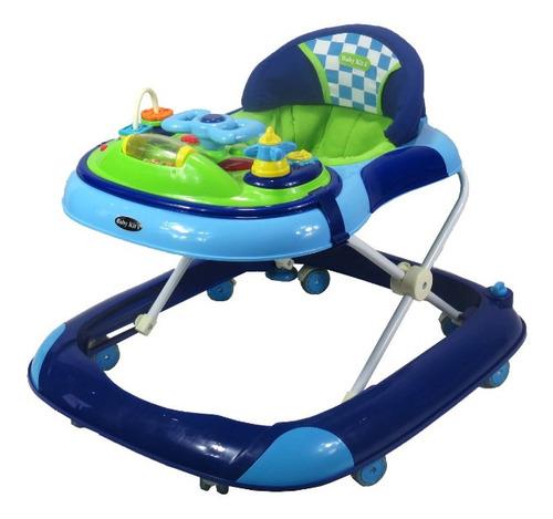 Andador Musical Para Bebe Nuevos Baby Kits Sander
